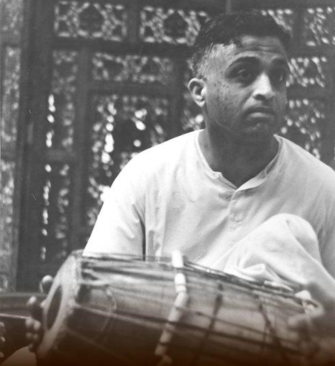 palghat raghu (1928-2009) the mridanga maestro