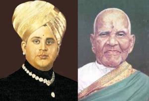 Jayachamaraja and Vasudevacharya