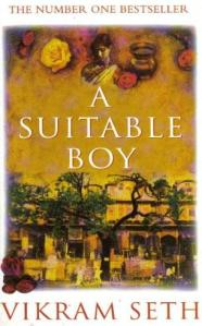 A Suitable Boy by Vikram Seth