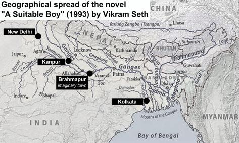 map adapted from http://ganga-river-project.com