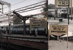 Bangalore-Maddur-Mysore