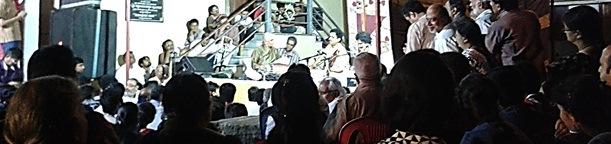 UKS in live concert_Vasanthapura_Bangalore_Jan7-2015