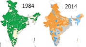 1984 and 2014_India experimenting again