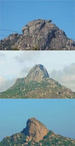 Shivagange from different angles