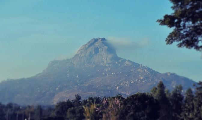 ಶಿವಗಂಗೆ ಬೆಟ್ಟವು ತಿಳಿಸುವ ಸತ್ಯ: Shivagange Hill on Truth